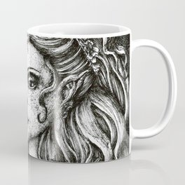 Nerdanel and little Maedhros Coffee Mug