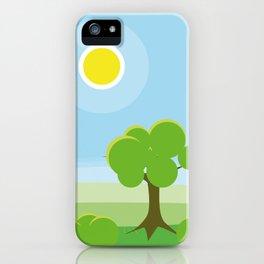 4 Seasons - Spring iPhone Case