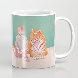 I'm a cat Lady Coffee Mug