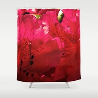 iggy azalea Shower Curtains featuring Azalea by PlanetaryDreamz