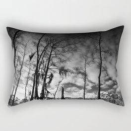 Dark Bayou Rectangular Pillow