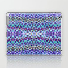 Missoni Style Blue Laptop & iPad Skin