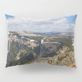 View from Sniezka Pillow Sham