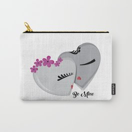 Be Mine Carry-All Pouch