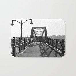 Hot Metal Bridge - Pittsburgh Bath Mat