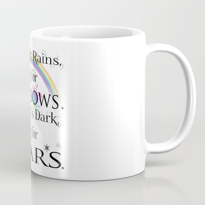 When it Rains... Coffee Mug