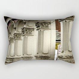 Skidmore Lines Rectangular Pillow