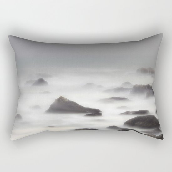 Mountaintops Rectangular Pillow