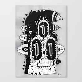 nikky Canvas Print