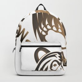 Warrior Society (Bear) Backpack