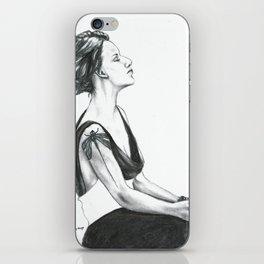 The Dragon Tattoo iPhone Skin