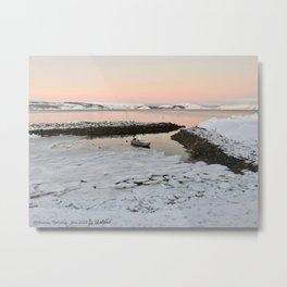 Kirkenes Norway Metal Print