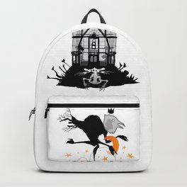 Gilded Crow's Feet Backpack