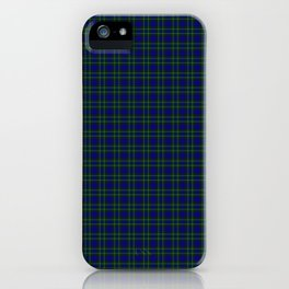 MacNeil of Colonsay Tartan iPhone Case