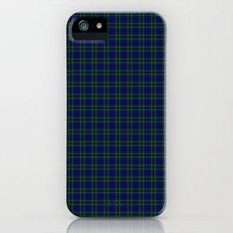 MacNeil of Colonsay Tartan iPhone Case