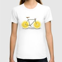 bicycle T-shirts featuring Zest by Florent Bodart / Speakerine