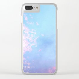 Tomorrow Clear iPhone Case