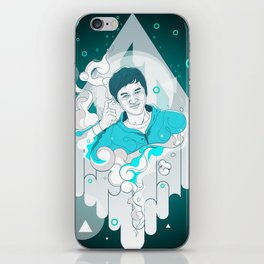 DAR DER DOR ! iPhone Skin