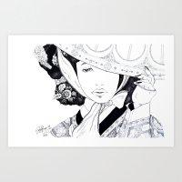 GISENG #1 Art Print