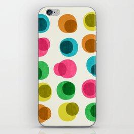 An Array of Circles iPhone Skin