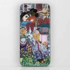 Spring! iPhone & iPod Skin