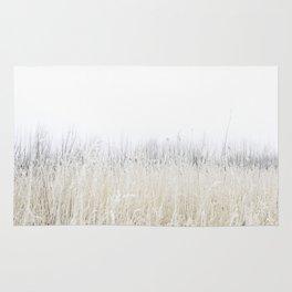 On a foggy day Rug
