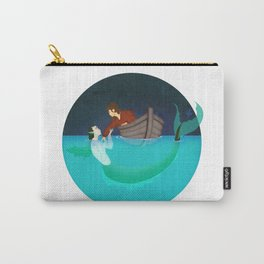 To Drown To Dream Carry-All Pouch