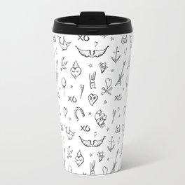 Tatoo Rock Travel Mug