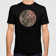 Tempest III (sandstorm) Black SMALL Mens Fitted Tee