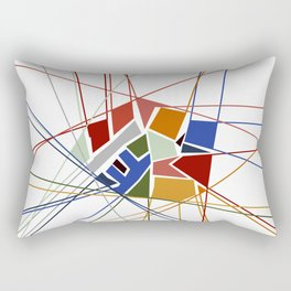 Ikasi Rectangular Pillow