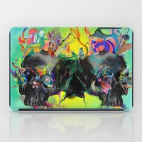 archan nair iPad Cases featuring Mixed Signals by Archan Nair