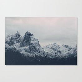 Vintage Mountain 11 Canvas Print
