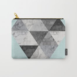 Minimalist and geometric stone II Carry-All Pouch