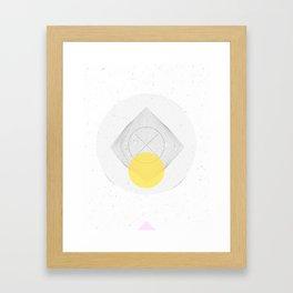 For the Love of CAD Framed Art Print