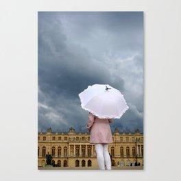 Versailles 19 Canvas Print