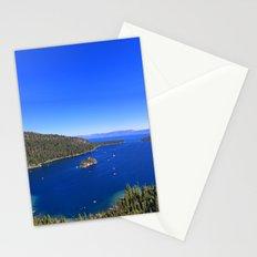 Emerald Bay Stationery Cards