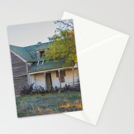 Abandoned Farmstead, North Dakota 5 Stationery Cards