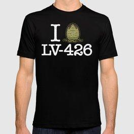I Love LV-426 T-shirt