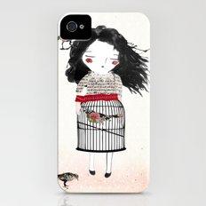 Lady Bird iPhone (4, 4s) Slim Case