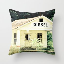 Dependence Throw Pillow