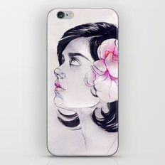 What's a Girl to Do iPhone Skin