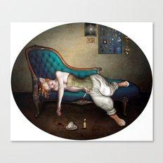 Gatta Morta Canvas Print