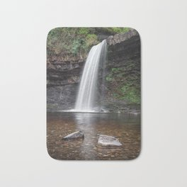 Lady Falls or Sgwd Gwladus Bath Mat
