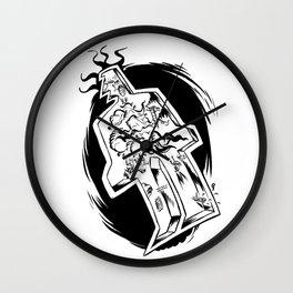 Destiny Manifest Wall Clock