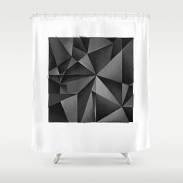 Picasso x Malevich (art collaboration:) Shower Curtain
