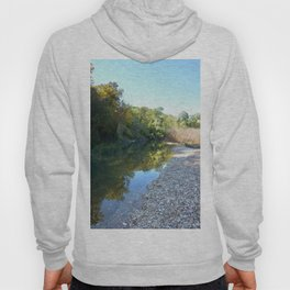 Where Canoes and Raccoons Go Series, No. 18 Hoody