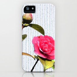 Surrendering to the beauty iPhone Case