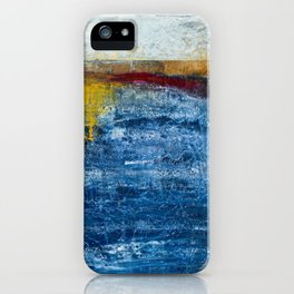 Homage to a ruler - Ocean iPhone Case