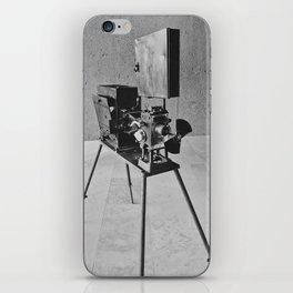 Vintage Cinema Camera iPhone Skin