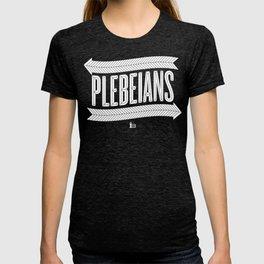 PLEBEIANS T-shirt
